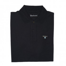 Polo Barbour Sports Navy