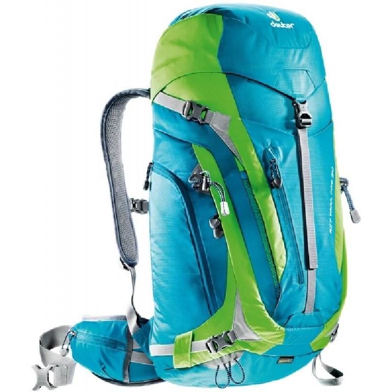 Mochila Deuter ACT Trail PRO 34 Azul
