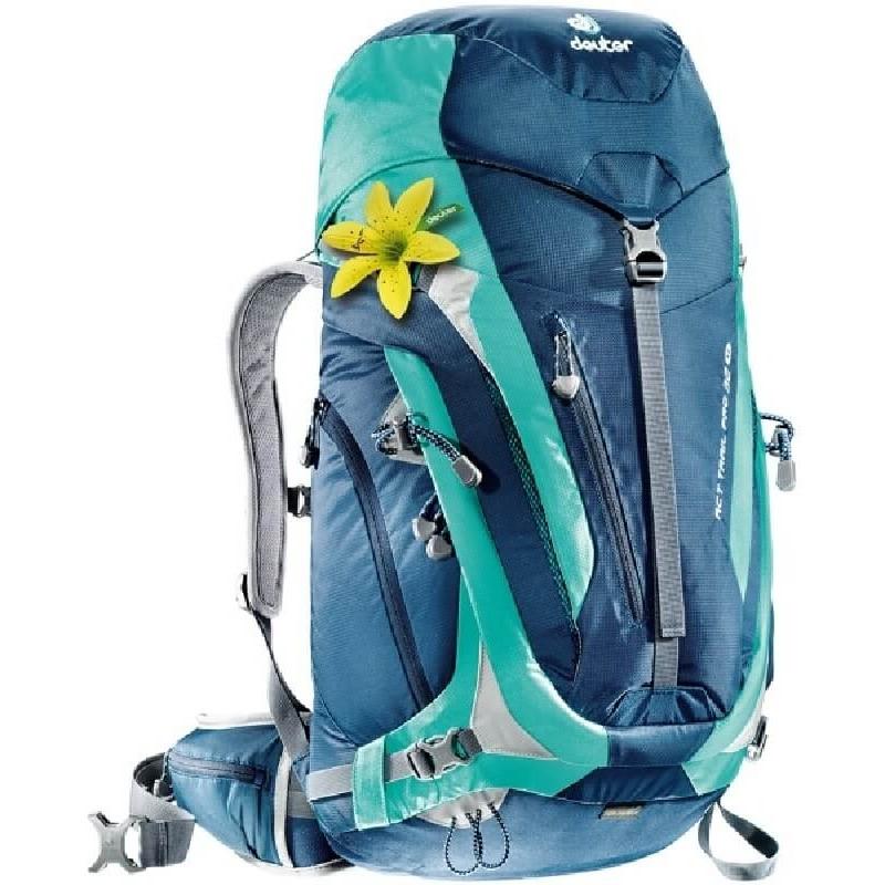 Mochila Deuter ACT Trail Pro 32 SL Azul