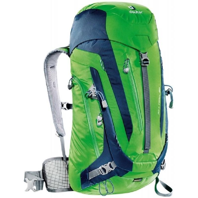 Mochila Deuter ACT Trail 30 Verde