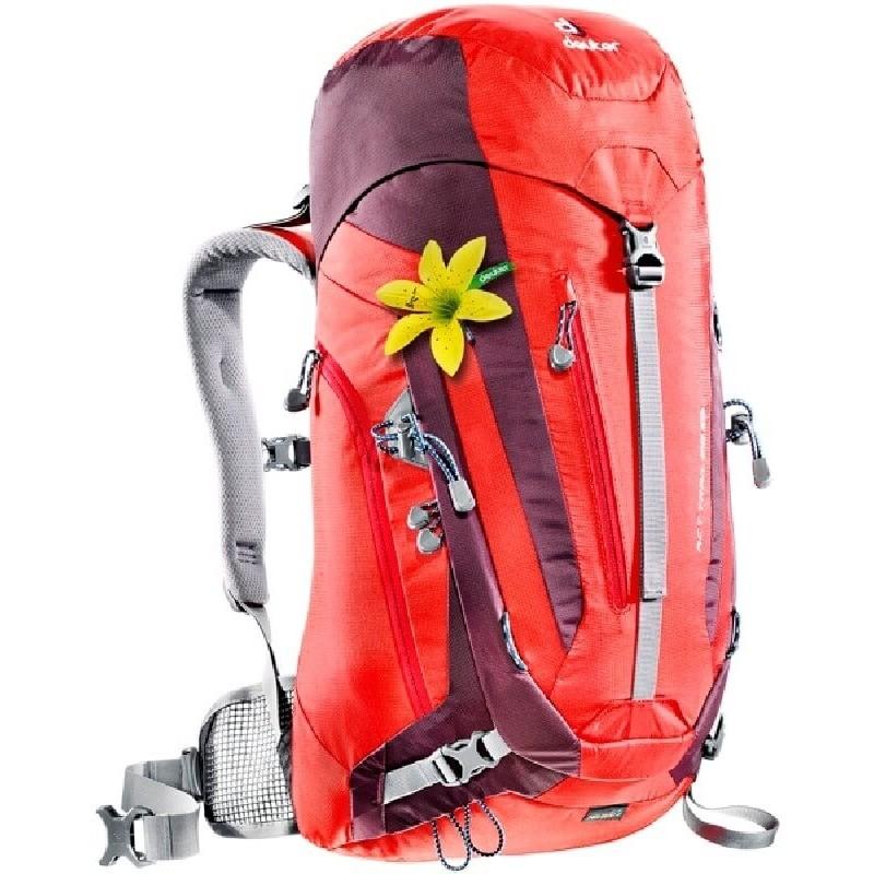 Mochila Deuter ACT Trail 28 SL Roja