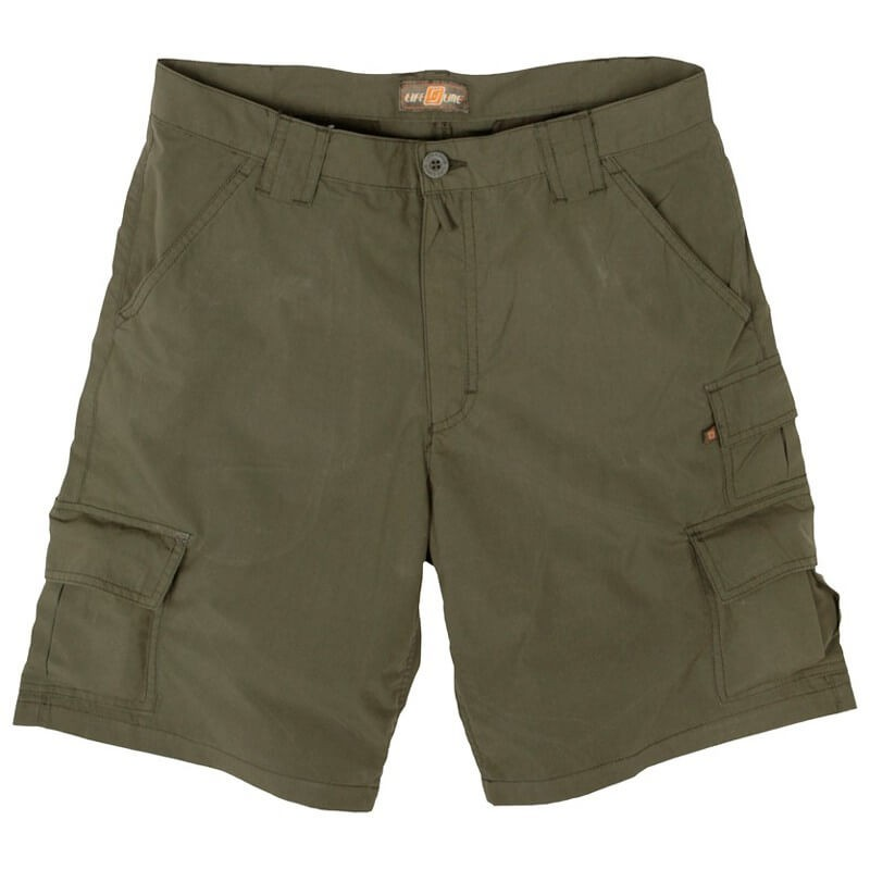 Bermuda Life-Line Pelican Ritex Verde - 63129473armgrn - Life-Line - Hombre - Pantalones cortos Bemontex