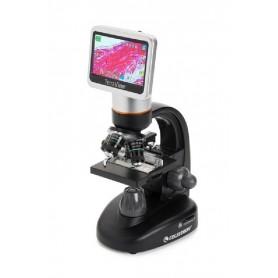 Microscopio Digital Tetraview LCD #44347 - CM44347 - Celestron - Óptica Terrestre