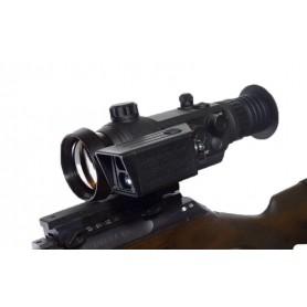 Visor Térmico DIPOL D50TS1200 OLED 3,5x, Telémetro, 384x288 50Hz, Zoom 2x,4x - DIPOL Vision Termica