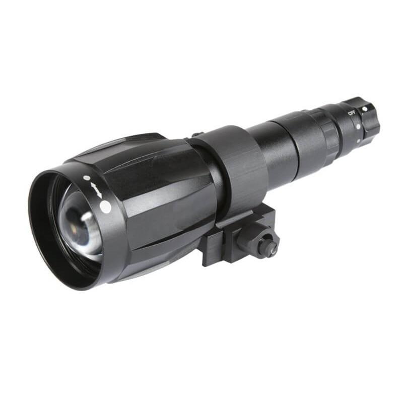 Iluminador ARMASIGHT XLR-IR850 muy largo alcance con batería y Cargador