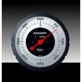Altímetro Analógico BBI BA601 - BA601 - BBI - Altímetros