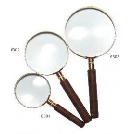 Lupa con lente mineral Clasic 64mm - 2,3x - 6302 - BBI - Lupas con lente mineral
