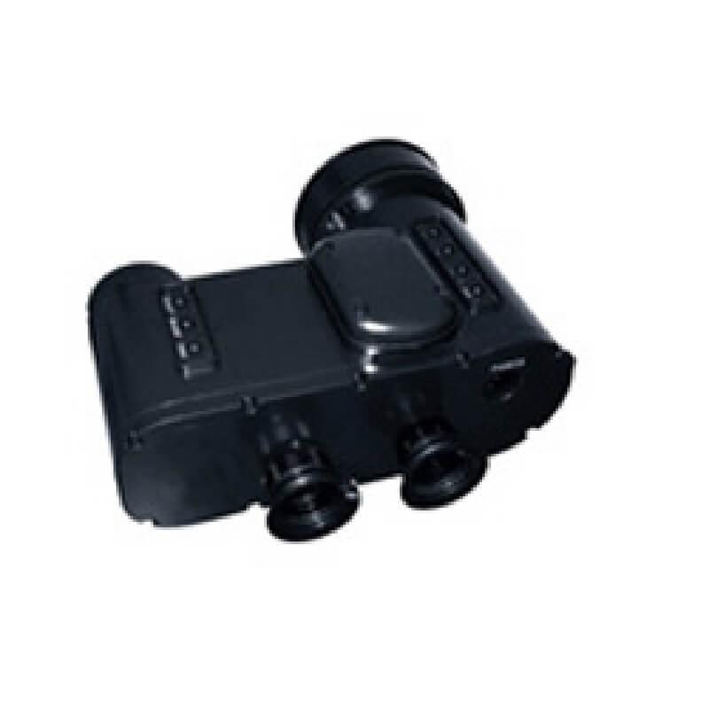Prismático termográfico GUIDE lente 100mm, 384x288 pixels, 50Hz, GPS y tiro