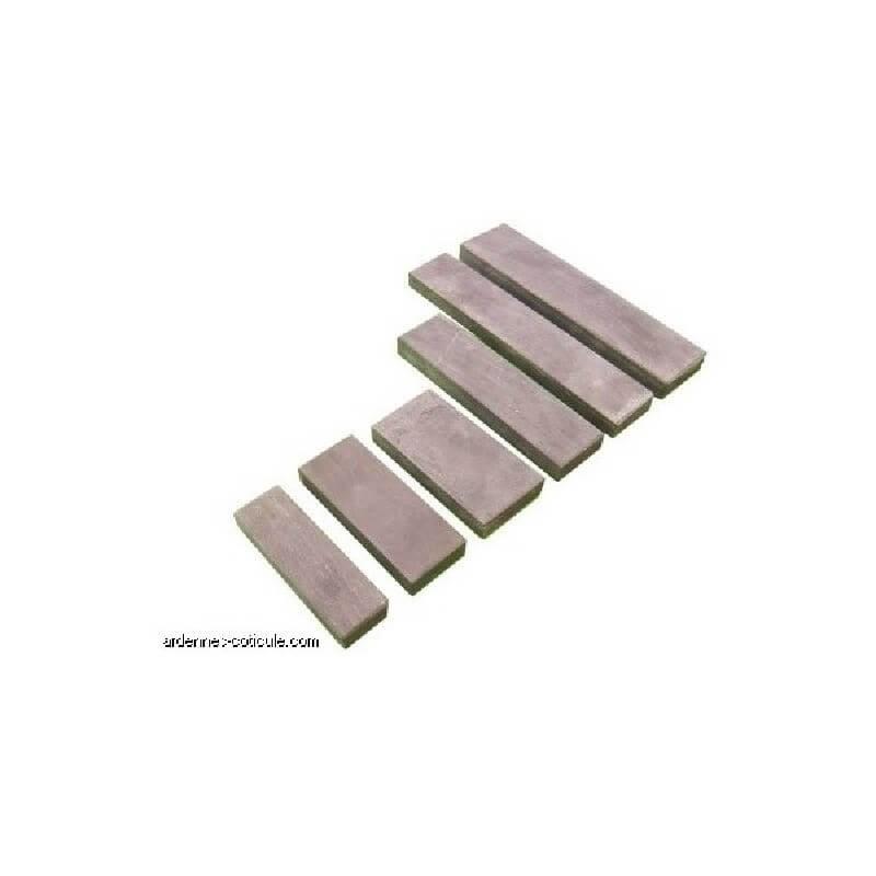 Piedra de Afilar Ardennes Coticule BBW 150X60mm + caja madera