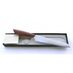 Cuchillo Panero EKA, 20cm. bubinga, caja regalo