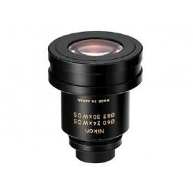 Ocular Nikon angular 16X(50), 24x (III)/30x (82) DS