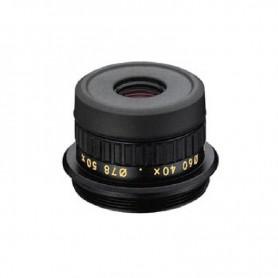 Ocular Nikon angular 27X(50), 40x (III)/50x (82) multicoated