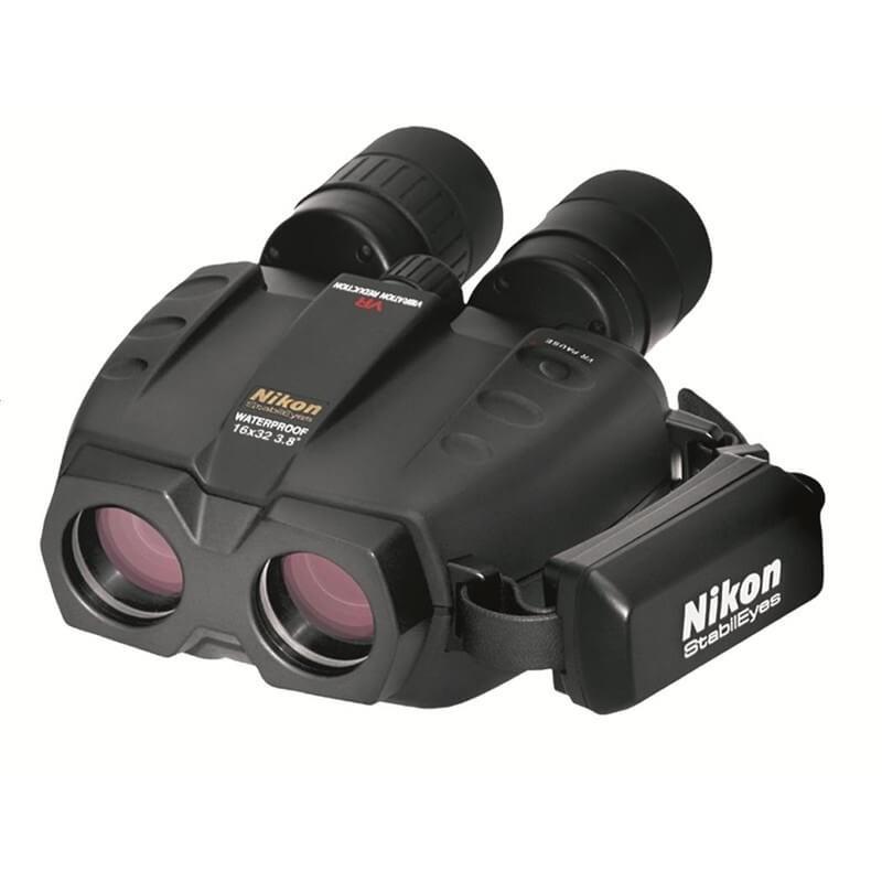 Prismático Nikon Stabileyes 16x32