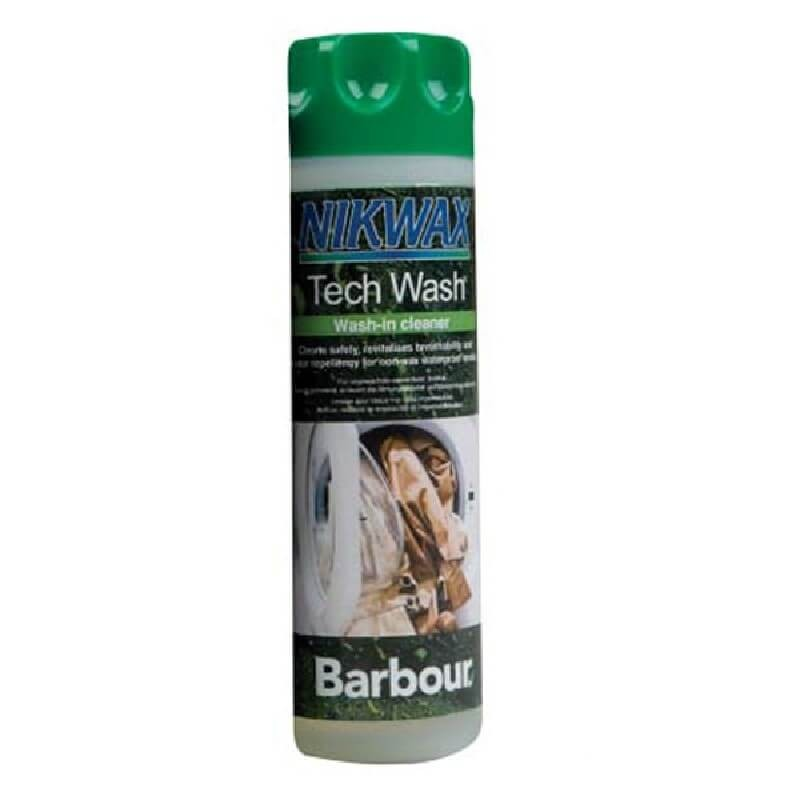 Jabón Nikwax Tech Wash - UAC0004BL11 - Barbour - Cera y Jabones especiales