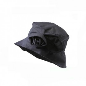 Wax Rose Valerie black - LHA0026BK11 - Barbour - mujer - Gorros y Gorras BARBOUR