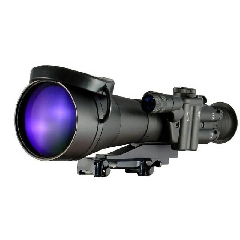 Mira de Visión Nocturna DEDAL D-480-100 (4x) GEN. 2+, Tubo DEP0