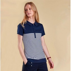 Polo Barbour Clove Hitch navy