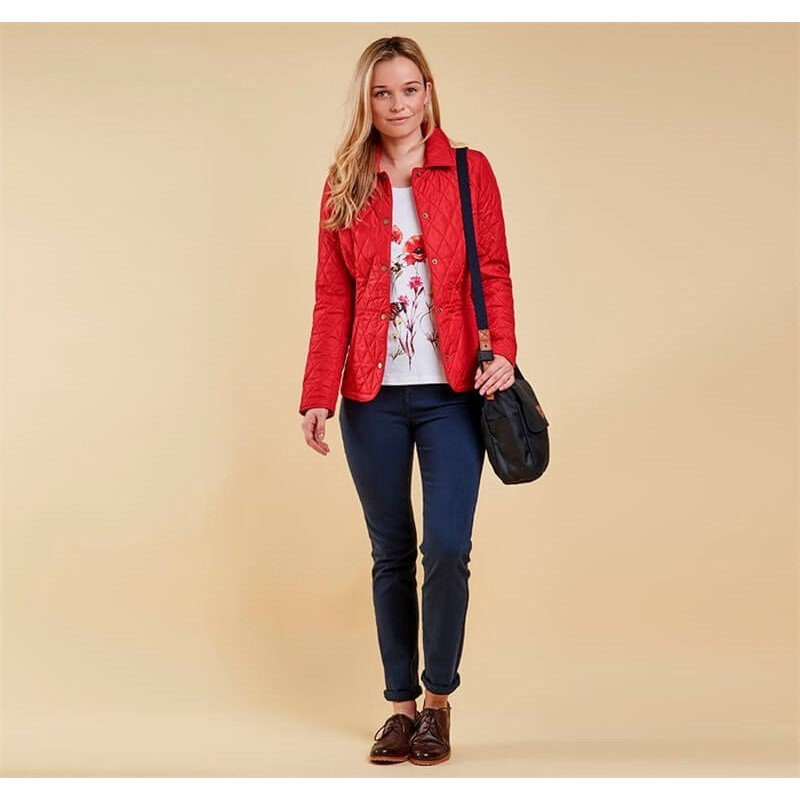 Chaqueta Barbour Wytherstone Quilt re