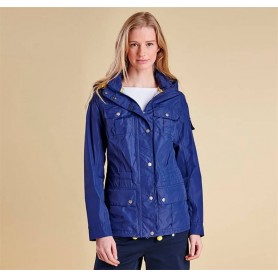Bowline naval blue - LWB0360NY51 - Barbour - mujer - Chaquetas BARBOUR