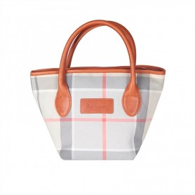 Becky Tote - LBA0239GY31 - Barbour - mujer - Bolsos BARBOUR