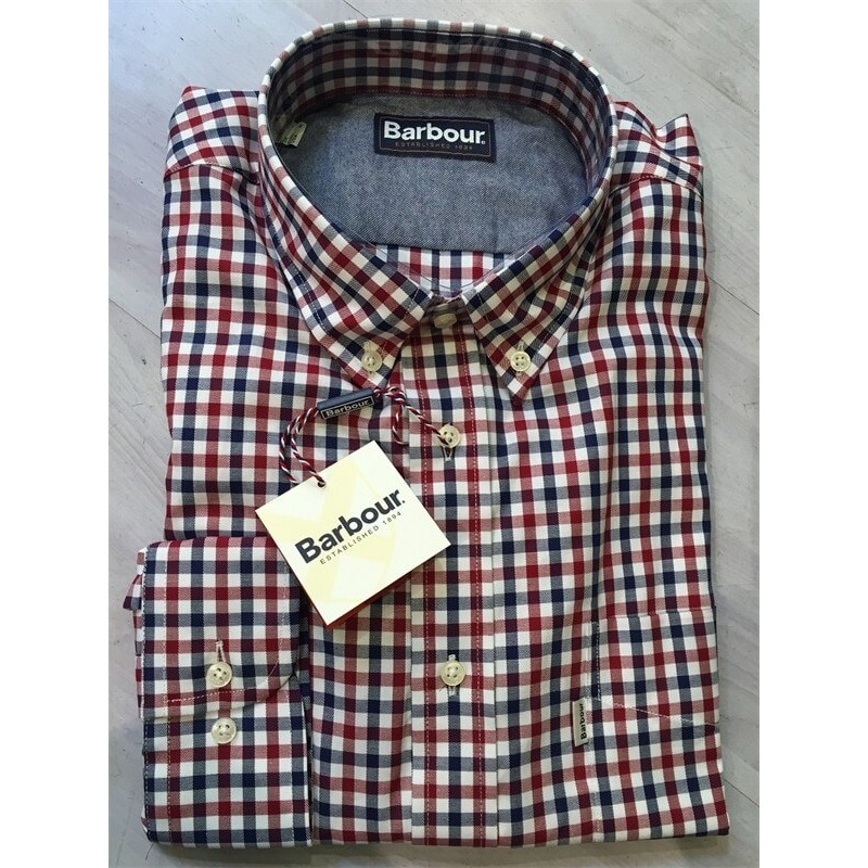 Camisa Barbour Tom BS215252