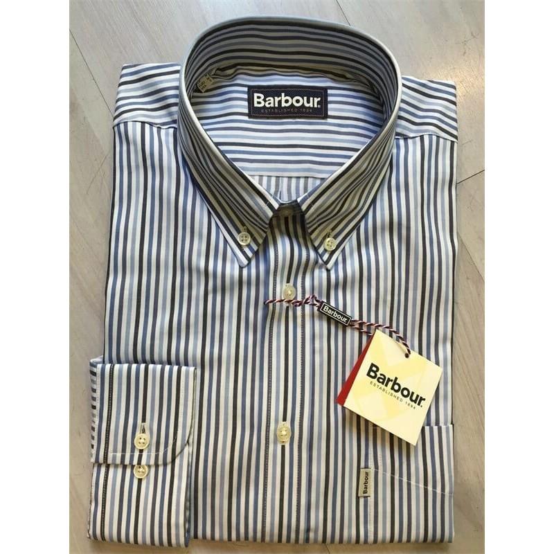 Camisa Barbour Tom BS215310