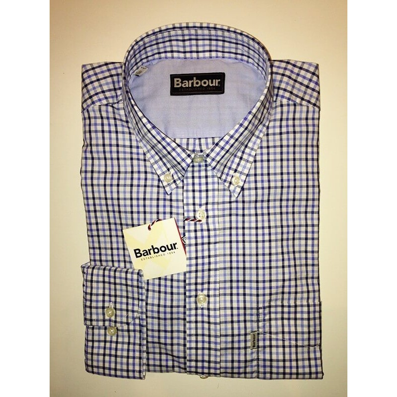 Camisa Barbour Tom BS1150342