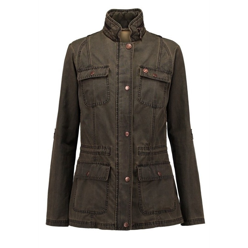 Chaqueta Barbour Ure brown