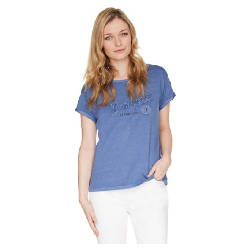 Camiseta Barbour Burnham Tee blue
