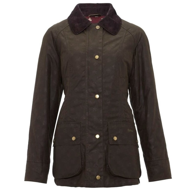 Chaqueta Barbour Casisson Beadnell olive