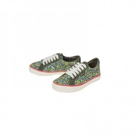 Victoria Print Natural Walk - LFO0088NY93 - Barbour - mujer - Zapatillas BARBOUR