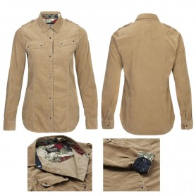 Brompton Trench - LSH0758BR94 - Barbour - mujer - Camisas, Polos y Camisetas BARBOUR