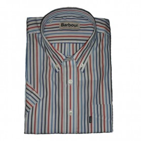 Camisa Barbour Francis Red