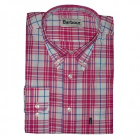 Camisa Barbour Felix Pink