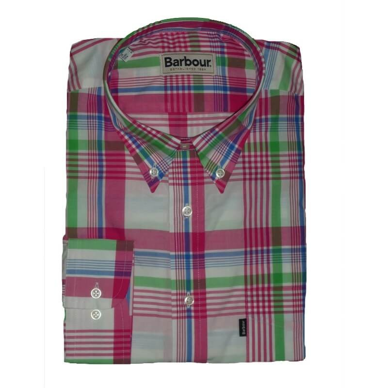 Camisa Barbour Felix Candy