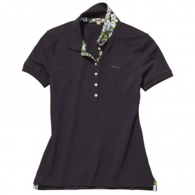 Print navy - LML0210NY51 - Barbour - mujer - Camisas, Polos y Camisetas BARBOUR