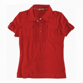 Polo Barbour Pleated red