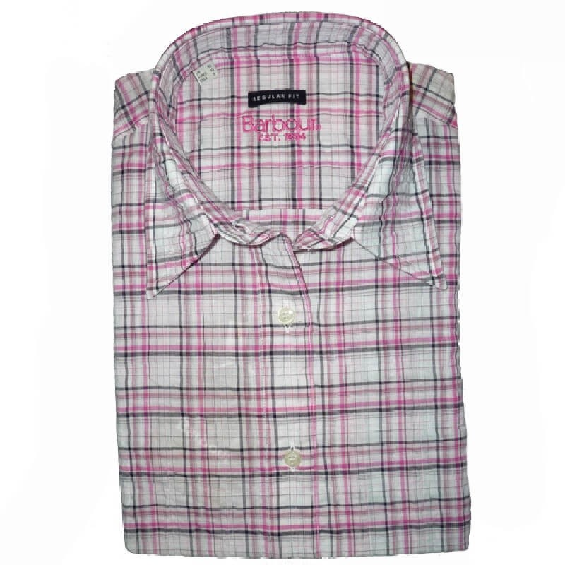 Kat 129 - BSL1110129 - Barbour - mujer - Camisas, Polos y Camisetas BARBOUR