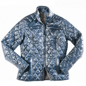 National Race navy - LQU0240NY51 - B. International - mujer - Chaquetas BARBOUR INTERNATIONAL