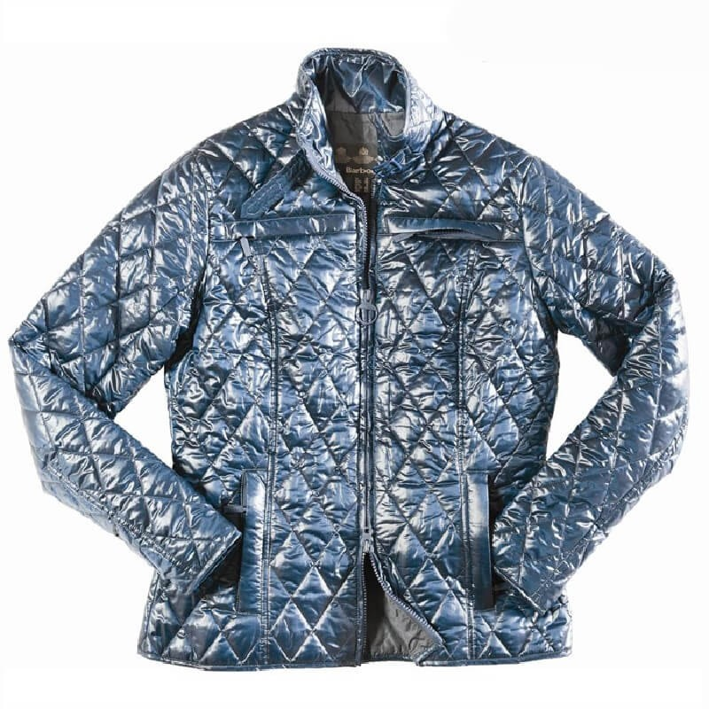 Chaqueta Barbour National Race navy