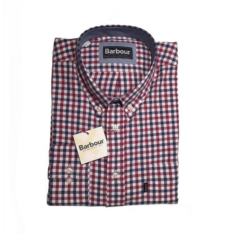 Camisa Barbour Tom BS216256