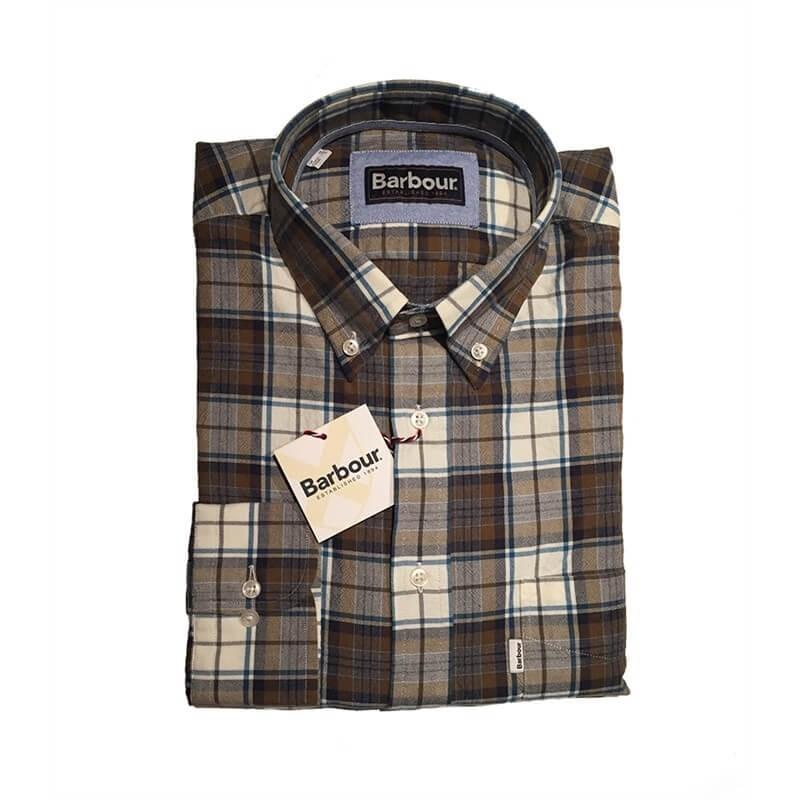 Camisa Barbour Tom BS216133