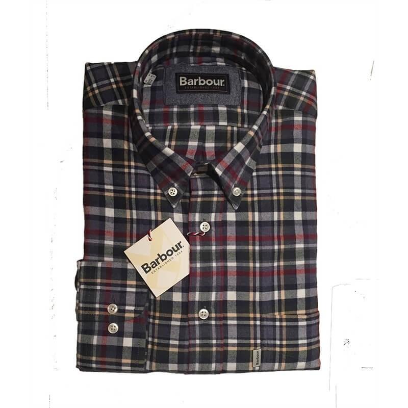Camisa Barbour Tom BS216400