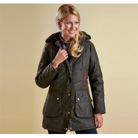 Barbour Bower Wax olive - Chaquetas BARBOUR