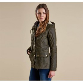 Chaqueta Barbour Convoy olive - Barbour