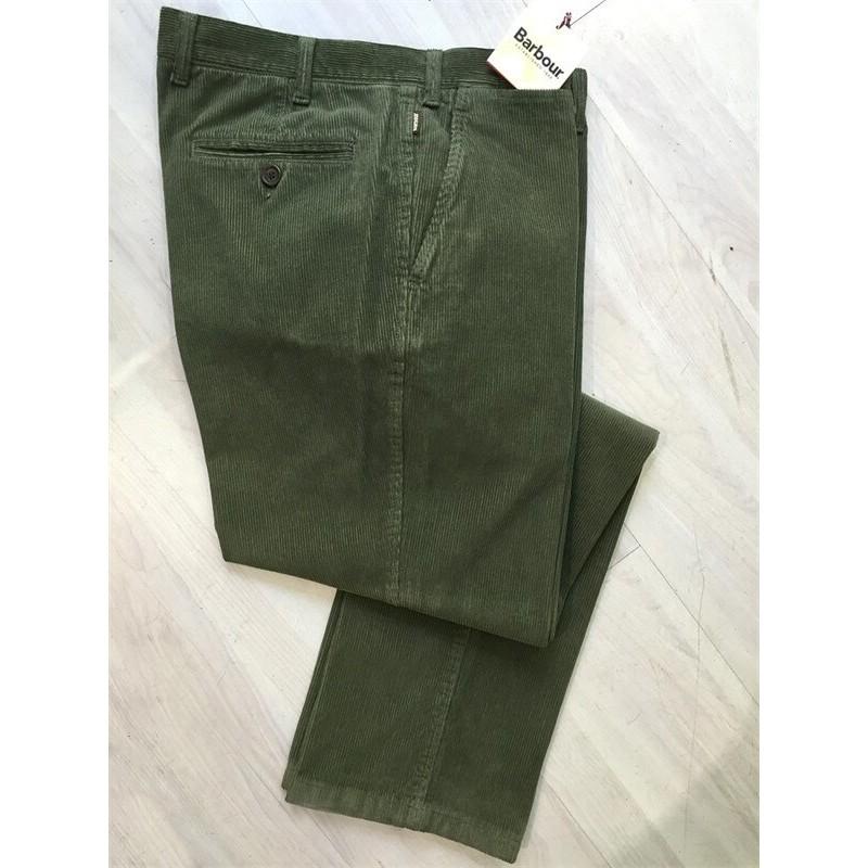 Pantalón Barbour BT215003S F2502 508 verde