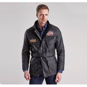 Chaqueta Barbour Cincinnati black
