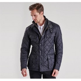 Chaqueta Barbour Windshield Quilt black