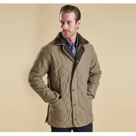 Chaqueta Barbour Microfibre Polarquilt light olive