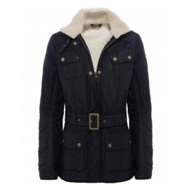 Chaqueta Barbour Eastgate Quilt black